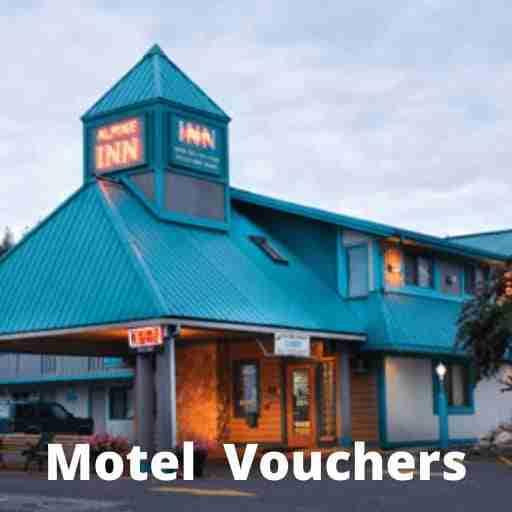 Motel Vouchers